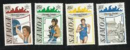 Samoa 1992 Olympic Games MNH - Samoa