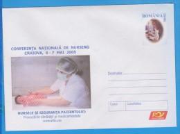 Medicine For Children, PC IT ROMANIA Postal Stationery 2005 - Medicine