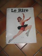 LE RIRE No 5 De 02/1952 - DESSIN DE BERNARD ALDEBERT - PEYNET - Médecine & Santé
