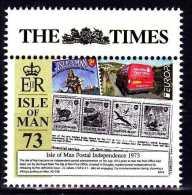 CEPT 2013 Isle Of Man -1v -paper MNH** - 2013