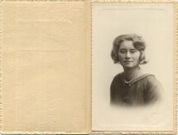 Fotographie  RENTMEESTER : Oude Foto : Leuven - Louvain   Formaat 14 X 9 Cm : - Photos