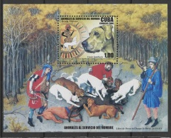 C* (2006) Yv. Bf. 218  /  Perros - Dogs - Chiens - Hunde - Hunde
