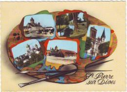 Saint-Pierre-sur-Dives. Multivues. - Unclassified