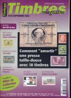 Timbres Magazine 2003 N°  38 Ruanda , Timbre Franco Colombien , Caisse D'amortissement , Theme Les Manchots - Magazines