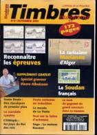 Timbres Magazine 2004  N°  51 : GC Remplaçant Alsace Lorraine , Soudan , Retour France En Indichine - Magazines