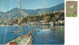 SCILLA  REGGIO CALABRIA  La Costa Viola  Pesca Del Pesce Spada  Barche - Reggio Calabria