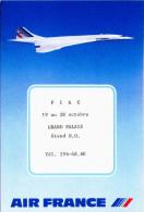 Air-France - FIAC 19 Au 28 Octobre - Grand Palais - Stand D.O. - Flugwesen