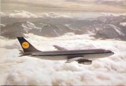 Lufthansa - Airbus A 300 - 1946-....: Moderne