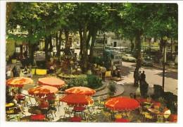 06 - VENCE - Place Du Grand Jardin -  éd. CAP à Nice N° 865 - 1976 - Vence