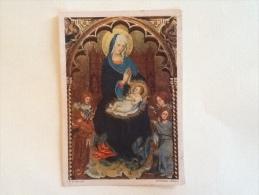 Vergine Maria Con Gesu' Bambino Viaggiata F.g - Vergine Maria E Madonne