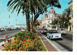 NICE (06-Alpes Maritimes), H�tel Negresco et Promenade des Anglais, Simca Oc�ane, Ed. Mar