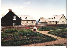Fortress Of Louisbourg, National Historic Park, Cape Breton, Nova Scotia  Forteresse De Louisbourg - Cape Breton