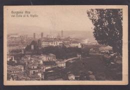 Bergamo Alta Dal Colle Di S. Vigilio, Lombardy, Italy,, N14. - Bergamo