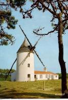 Ile De Noirmoutier : L'Epine - Le Moulin De La Bosse N°85/163/72 Ed La Cigogne - Ile De Noirmoutier