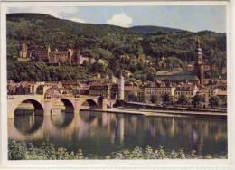 HEIDELBERG - Schloß Und Alte Brücke, - Heidelberg