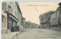 21726 - MARVILLE - RUE DES TRIPOTS - Frankreich