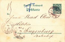 ..... - 19.07.1894   ? - Deutschland