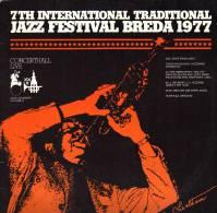 * LP *  7TH INTERNATIONAL TRADITIONAL JAZZ FESTIVAL BREDA 1977 (Jazz Crooner Vol.8 EX-!!!) - Jazz