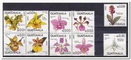 Guatemala 1978, Postfris MNH, Flowers, Orchids - Guatemala