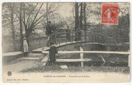 42 - SAINT-DENIS-DE-CABANNE - Passerelle Sur Le Sornin - Otros Municipios