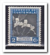 Guatemala 1939, Gestempeld USED, Flowers, Orchids - Guatemala