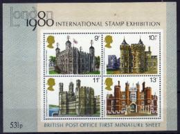 Bloc London 1980 International Stamp Exhibition - Blocs-feuillets