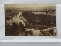 Vue Prise De La Citadelle Vers Salzinnes - Namur