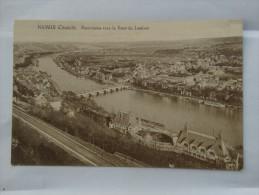 Citadelle-panorama Vers Le Pont De Jambes - Namur
