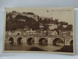 Pont De Jambes Et La Citadelle - Namur