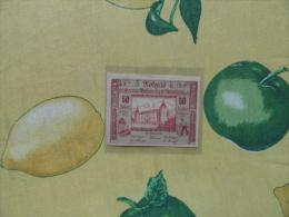 NOTGELD 50 Heller Austria Osterreich Zibertad St Molten - Banknotes