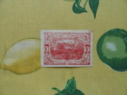 NOTGELD 10 Heller  Austria Osterreich Stadttgeinde Grein - Banconote