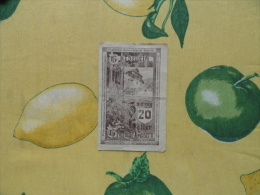 NOTGELD 20 Heller  Austria Osterreich Gemeinde Boisern - Banconote