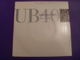 45T UB 40 -KINGSTON TOWN - Vinyl-Schallplatten