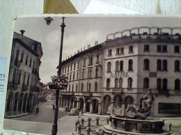 CONEGLIANO VIA CAVOUR PANORAMA AUTO FONTANE CONFEZIONI MAZZA   VB1957  EQ12781 - Treviso