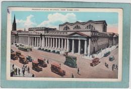 NEW  YORK  CITY  -  PENNSYLVANIA  STATION  - - Transports