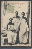 8202-MARTINIQUE-LES TROIS FILLES DE BEHANZIN-1907-FP - Martinica (1886-1947)