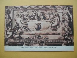 ROMA. Le Castel Sant'Angelo. La Salle D'Amour Et Psyche Par Pierin Del Vaga. - Castel Sant'Angelo
