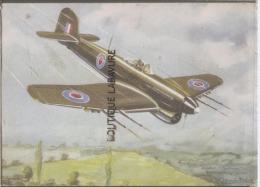 "AVIONS ALLIES--HANDLEY PAGE--´HAWKER ´´TYPHOON "" IB (G.B)Monoplace Chasseur Bombardier--Ills Louis Petit - 1939-1945: 2ème Guerre"