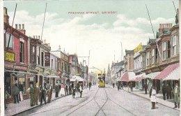 FREEMAN STREET GRIMSBY - Angleterre