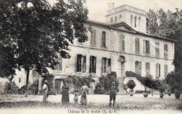 CHATEAU DE SAINT ANDIOL - France