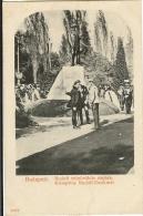 Etr - Hongrie - BUDAPEST - Kronprinz Rudolf-Denkmal - Ungarn