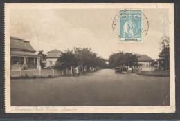 8212-ANGOLA-LOANDA-AVENIDA BRITO GODINS-1929-FP - Angola