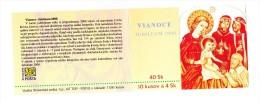 Carnet Madone Noël 2000 De 10  Timbres C 335  / Booklet  Christmas 2000  Mi 37 (379) - Slovaquie