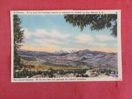 Bolivia Mount Illimani    Ref  1657 - Bolivia