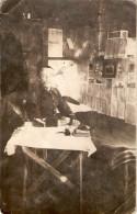 Cpa Militaire De 14-18, Carte-photo Du Chasseur Mottet, 7e BCA, Camp De Schneidemühl (Pila, Posen), Août 1917 - Weltkrieg 1914-18