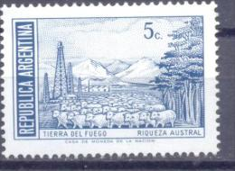 1959. Argentina, Mich.703, Regions Of Argentina, 1v,  Mint/** - Argentina