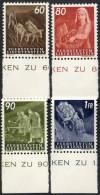 LIECHTENSTEIN / SERIE # 251 Au # 262 ** BORD DE FEUILLE / Cote 160.00 Euro / 3 IMAGES (ref T1901) - Liechtenstein
