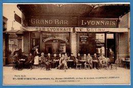 63 - CLERMONT FERRAND -- Grand Bar Lyonnais - F. Propeiétaire - Clermont Ferrand