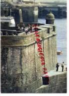 35 - SAINT MALO  - TOUR DES REMPARTS  LE BASTION SAINT PHILIPPE - Saint Malo