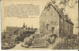 Mons -- Chapelle  Des  Comtes  Au  Château.   (2 Scans) - Mons